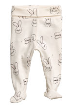 Dress and trousers - Light pink/Rabbit - Kids | H&M CN 2