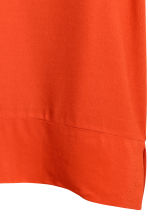 Short dress - Orange -  | H&M CN 3