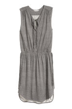 Jersey dress - Light beige/Pattern - Ladies | H&M CN 2