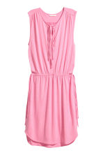 Jersey dress - Pink - Ladies | H&M CA 2