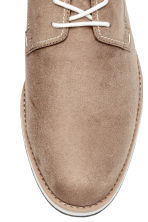 Derby shoes - Beige - Men | H&M CN 3