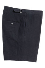 Cotton shorts - Dark blue - Men | H&M 3
