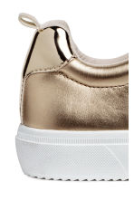 Trainers - Gold - Kids | H&M CN 4