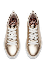Trainers - Gold - Kids | H&M CN 2
