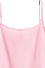 Flared top - Light pink - Kids | H&M 3