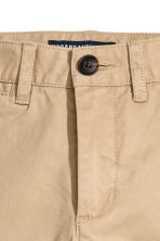 Generous fit Chinos - Beige - Kids | H&M FI 2