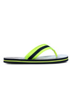 Flip-flops - Grey/New York - Kids | H&M 2