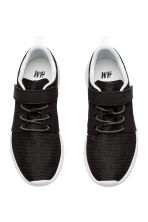 Mesh trainers - Black - Kids | H&M CN 2
