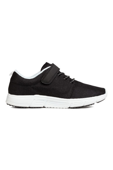 Mesh trainers - Black - Kids | H&M CN 1