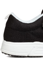 Mesh trainers - Black - Kids | H&M CN 4
