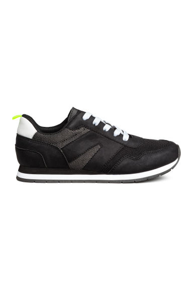 Sneakers in mesh - Nero - BAMBINO | H&M IT