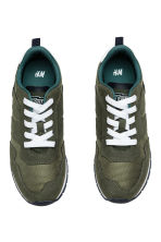 Mesh trainers - Khaki green - Kids | H&M CA 3