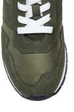Mesh trainers - Khaki green - Kids | H&M 4