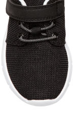 Mesh trainers - Black - Kids | H&M 3