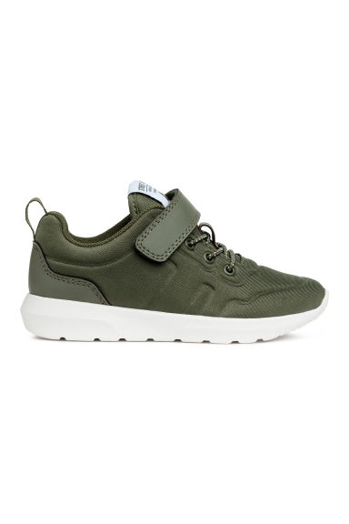Scuba trainers - Khaki green - Kids | H&M 1