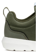 Scuba trainers - Khaki green - Kids | H&M 4