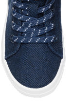 Hi-top trainers - Dark blue - Kids | H&M CA 3