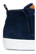 Hi-top trainers - Dark blue - Kids | H&M CA 4