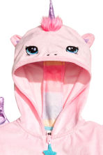 Unicorn costume - Light pink/Unicorn -  | H&M 4