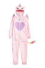 Unicorn costume - Light pink/Unicorn -  | H&M 2