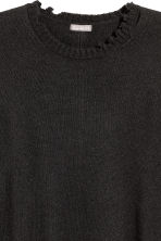 Fine-knit Sweater - Black - Men | H&M CA 3