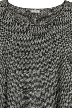 Knitted jumper - Dark grey marl - Men | H&M 3