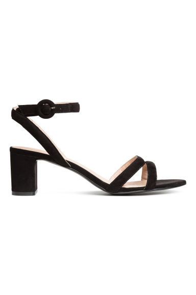 Sandals - Black - Ladies | H&M IE
