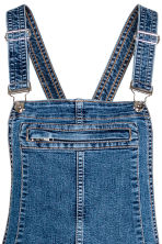Salopette in denim - Blu denim - DONNA | H&M IT 4