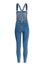 Salopette in denim - Blu denim - DONNA | H&M IT 3