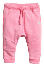 Joggers - Pink -  | H&M 1