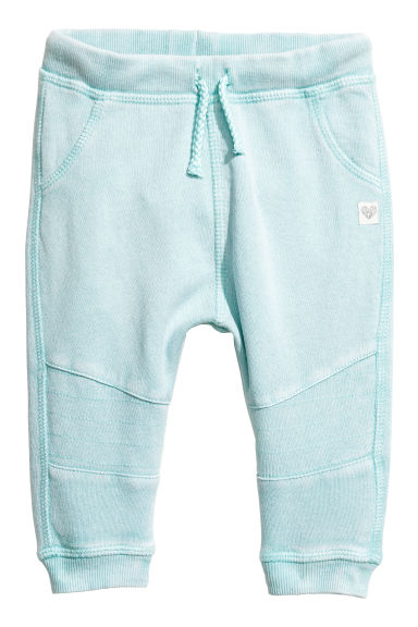 Joggers - Mint green - Kids | H&M CN