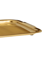 Metal Tray - Gold - Home All | H&M CA 2