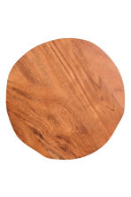 Round Cutting Board - Natural - Home All | H&M CA 2