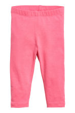 3-piece jersey set - Grey/Pink - Kids | H&M 2
