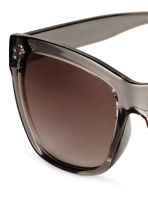 Sunglasses - Grey - Ladies | H&M 3