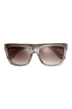 Sunglasses - Grey - Ladies | H&M 2