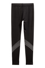 Sports tights - Black - Kids | H&M 2