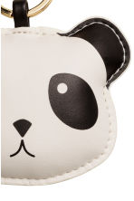 Keyring - White/Panda - Ladies | H&M 2