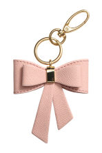 Keyring - Pink/Bow - Ladies | H&M 1