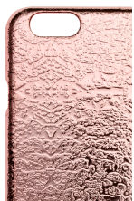 Cover iPhone 6/6s - Rosa dorato - DONNA | H&M IT 2