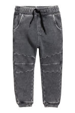 Joggers lavados - Negro washed out - NIÑOS | H&M ES 2