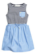 Sleeveless dress - Blue - Kids | H&M CN 2