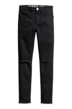 Superstretch trousers - Black - Kids | H&M 2