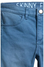 Superstretch trousers - Blue washed out - Kids | H&M 5