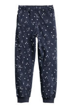 Jersey pyjamas - Dark blue/Frozen -  | H&M 2