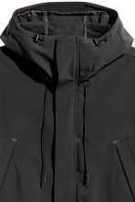Outdoor parka - Black - Men | H&M CN 4