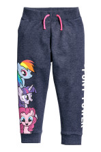 Donkerblauw/My Little Pony