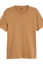 T-shirt Regular fit, 3 pz - Beige chiaro - UOMO | H&M IT 4