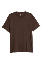 3-pack T-shirts Regular fit - Light beige - Men | H&M CA 3