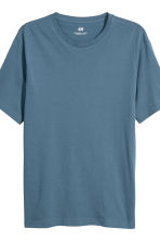 Lot de 3 T-shirts Regular fit - Bleu - HOMME | H&M CH 4